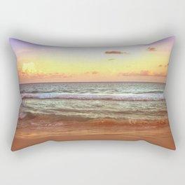 beacH Sunrise Sunset Rectangular Pillow