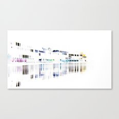 white harbor I. Canvas Print