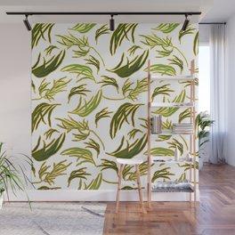 Gorgeous Australian Eucalyptus Leaves Wall Mural