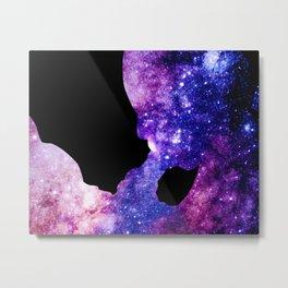 Vacuum of Space Metal Print