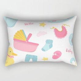 Baby Nursery Rectangular Pillow