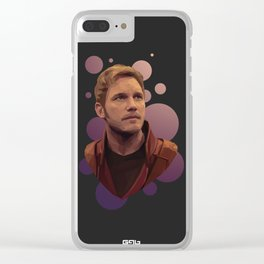 My Sweet (Star)Lord Clear iPhone Case