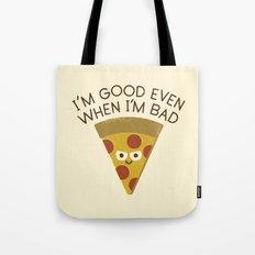 Mozzarelativity Tote Bag