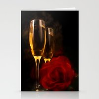 romance Stationery Cards featuring Romance by ThePhotoGuyDarren