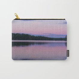 Sunset on Little Loon Carry-All Pouch