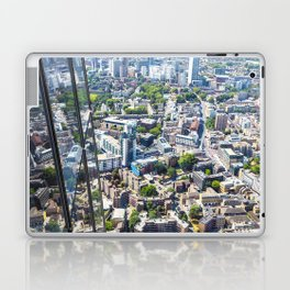 View from Shard Laptop & iPad Skin