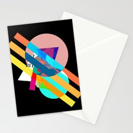 """Collage, """"RITT"""" Stationery Cards"""