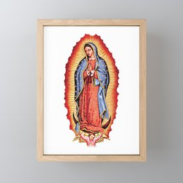Our Lady of Guadalupe Framed Mini Art Print
