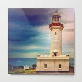 Norah Head Lighthouse Metal Print