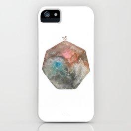 Capricorn iPhone Case