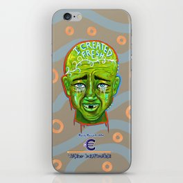 The Priceless Fresh French Kid iPhone Skin