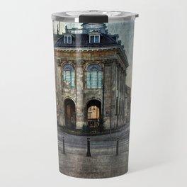 The Town Hall At Abingdon Travel Mug