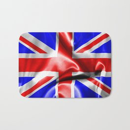 Great Britain Flag Bath Mat