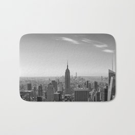 New York City - Empire State Building Bath Mat