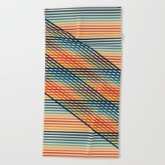 OvrlapToo Beach Towel