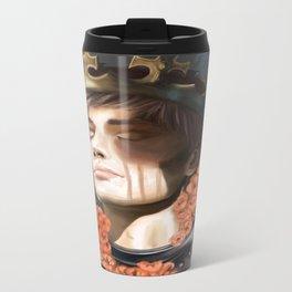 Long live the King Travel Mug