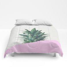 Pineapple Dip Comforters