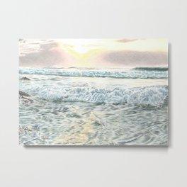 Ocean Metal Print