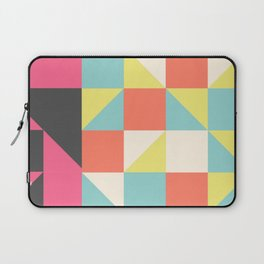 Abstract Aztec Pattern Laptop Sleeve