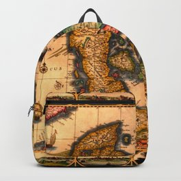 Un monde disparu Backpack