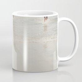 playing in the waves ... Coffee Mug