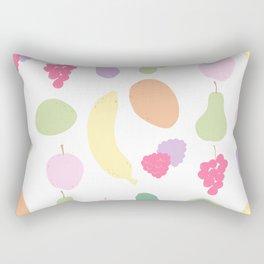 so fruity Rectangular Pillow