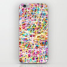 MULTICOLOR iPhone & iPod Skin