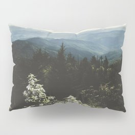 Smoky Mountains - Nature Photography Pillow Sham