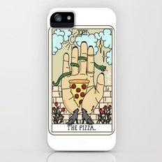 PIZZA READING iPhone SE Slim Case