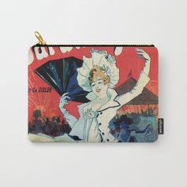 1890 Jardin De Paris Night Party Carry-All Pouch
