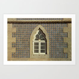 Pena Palaces 3 Art Print
