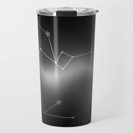 SAGITTARIUS (METAL DESIGN) Travel Mug