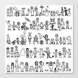 SOMA 2008 Canvas Print