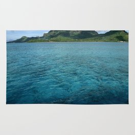 BoraBora, Queen of the Society Islands Rug