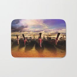 Sunset in PhiPhi Island. Bath Mat