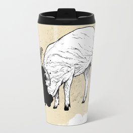 Locals Only - Cardiff, Wales Travel Mug