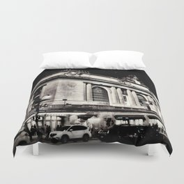Grand central Termial New York Duvet Cover