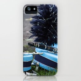 Memorial Parade Marching Band iPhone Case