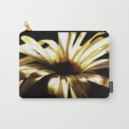 Summer Shadows On Flowers Carry-All Pouch