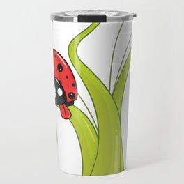 Crazy Bug Travel Mug