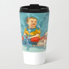 Simi & Vaci Metal Travel Mug