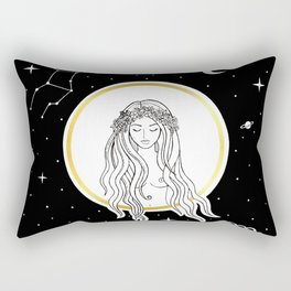 Virgo [Horoscope Collection] Rectangular Pillow