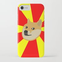 doge iPhone & iPod Cases featuring Doge by Subtle Tee
