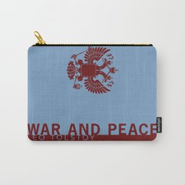 the classics .. russian eagle Carry-All Pouch