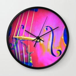 Hot Bass Miller Wall Clock