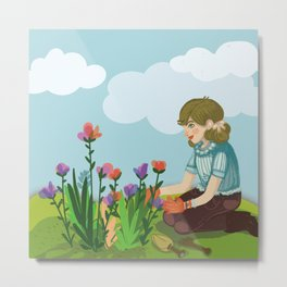 It's your time to bloom Metal Print