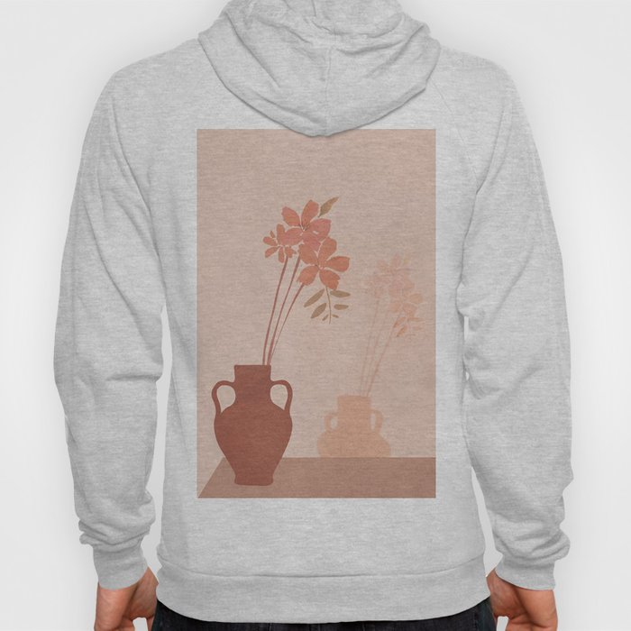 Flower Vase Hoody