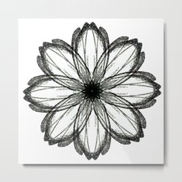 The Other Flower Metal Print