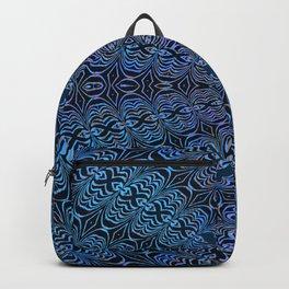 Indigo Vortex Backpack