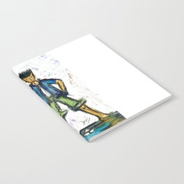 Paper Boater Notebook